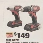 Deals on Milwaukee M12 FUEL 12-V Li-Ion Brushless Hammer Drill and Impact Driver Kit