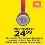 Kohls deals on JBL Junior POP Kids Portable Bluetooth Speaker