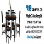 SamsClub.com deals on Westlyn 7-pc. Dining Set