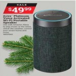 acehardware deals on iLive Platinum Voice Activated Wi-Fi Portable Speaker