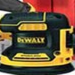 acehardware deals on DeWalt Max 20V Random Orbital Sander + 20V Battery & Charger