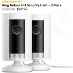 2 Pack Ring Indoor HD Security Cam Deals