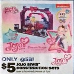 JoJo Siwa Construction Sets Deals