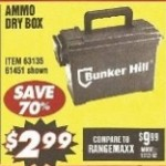 Bunker Hill Security Ammo Dry Box Deals