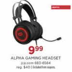 Alpha Gaming Vertex Hi-Fi Stereo Gaming Headset Deals