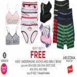 Buy 1 Kids Undergarments Get 1 Deals