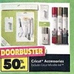 Deals on 50% Off Cricut Accesssories