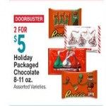 Two Holiday Packaged 8 to 11-oz. Chocolates Deals