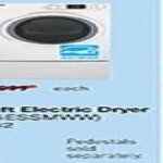 lowes deals on GE 7.5-cu. ft. Stackable Gas Dryer