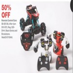 50% Off Remote Control Cars Deals