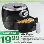 menards deals on Power 2-qt. Air Fryer