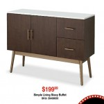 overstock deals on Simple Living Stacy Buffet