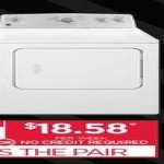 sears-hometown deals on Kenmore 7.0-cu. ft. Front-Load Dryer