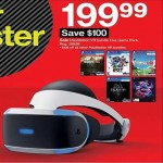 target deals on PlayStation VR Bundle Five Game Pack