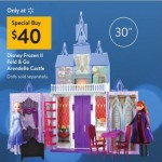 Deals on Disney Frozen II Fold & Go Arendelle Castle